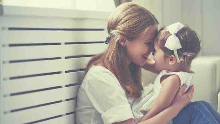 16 hábitos de mães muito felizes