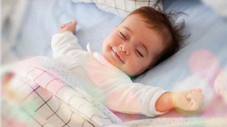 Faça o bebê dormir sem chorar