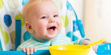 Receitas de papinhas de bebê