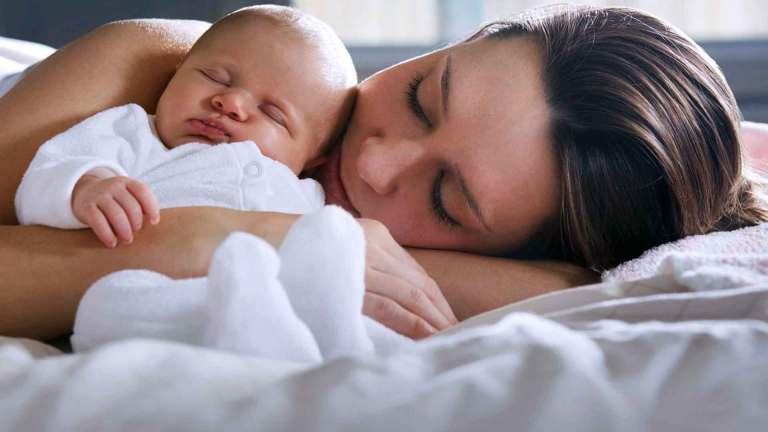 Como saber se o bebê esta cansado