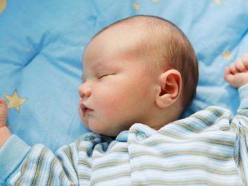 Quando meu bebê vai dormir a noite toda