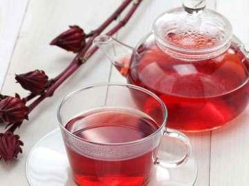 Chá de hibisco na amamentação