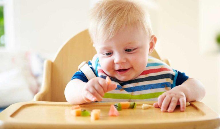 Como Começar a Introdução Alimentar do Seu Bebê