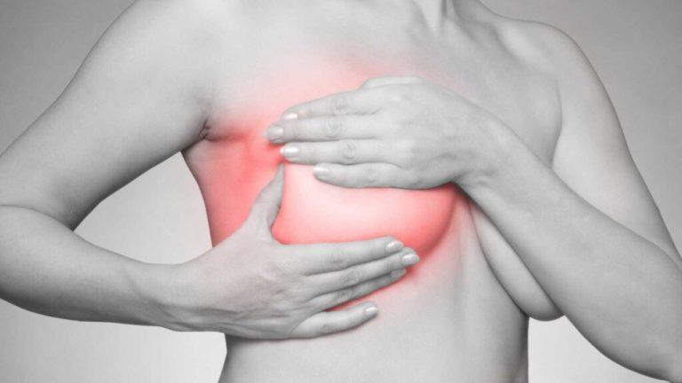 Inflamação na mama