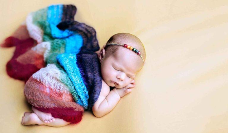 Bebês arco-íris: uma luz consoladora depois da perda de um filho