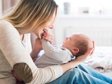 Rotina do bebê, frases para mães