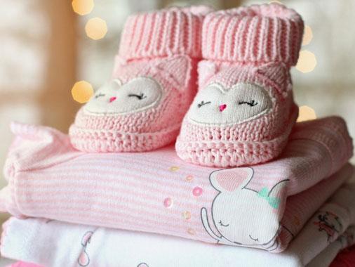 Enxoval de bebê: veja a lista do que você vai precisar