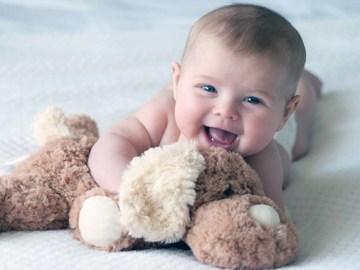 bebês fofos