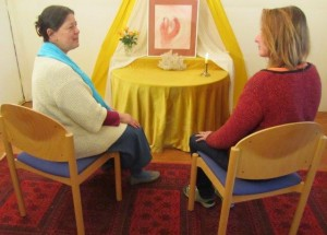 Therapeutische Einzelsitzung