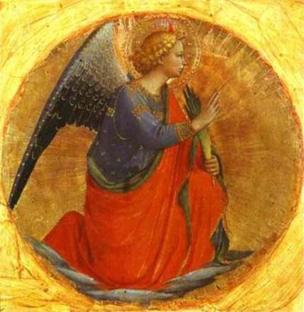 Engel als Begleiter