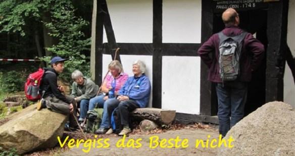 Pilgern auf dem Jakobsweg in Deutschland