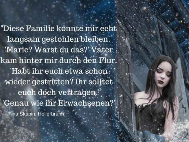 Hollerbrunn Zitat