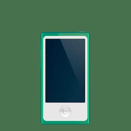 Reparar iPod Nano Mac Recovery