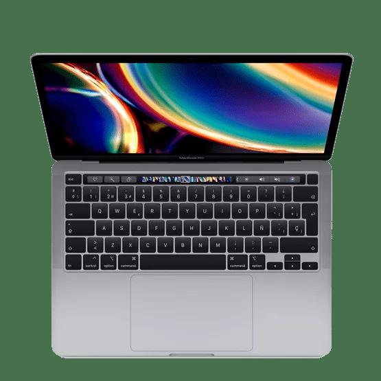 MacBook Pro Retina 13 inch 2020 Cuatro puertos Thunderbolt 3 - MAE Recovery