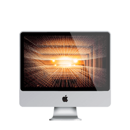 iMac 20 inch Early 2008 - MAE Recovery