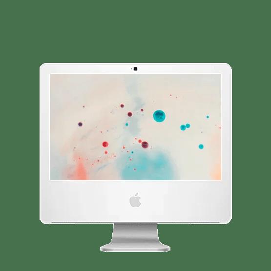 iMac 20 inch Late 2006 - MAE Recovery