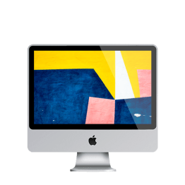 iMac 20 inch Mid 2007 - MAE Recovery