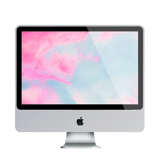 iMac 24 inch Early 2009 - MAE Recovery