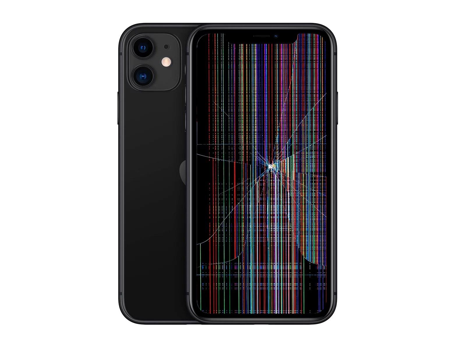 Reparación de pantalla iPhone 11