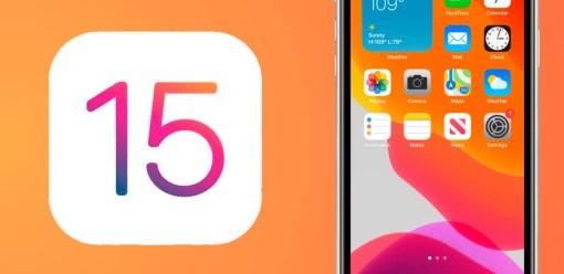 Apple presenta sistema operativo iOS 15