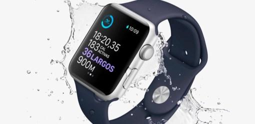 ¿Es Apple Watch resistente al agua de la playa?