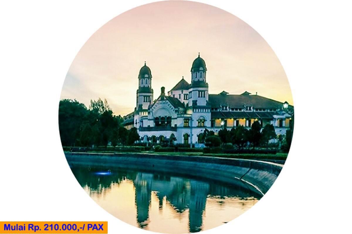 One Day Trip Semarang Lawang Sewu