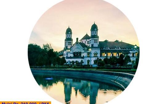 One Day Trip - Semarang: Lawang Sewu