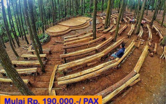 One Day Trip Weekday YOGYAKARTA: Hutan Pinus