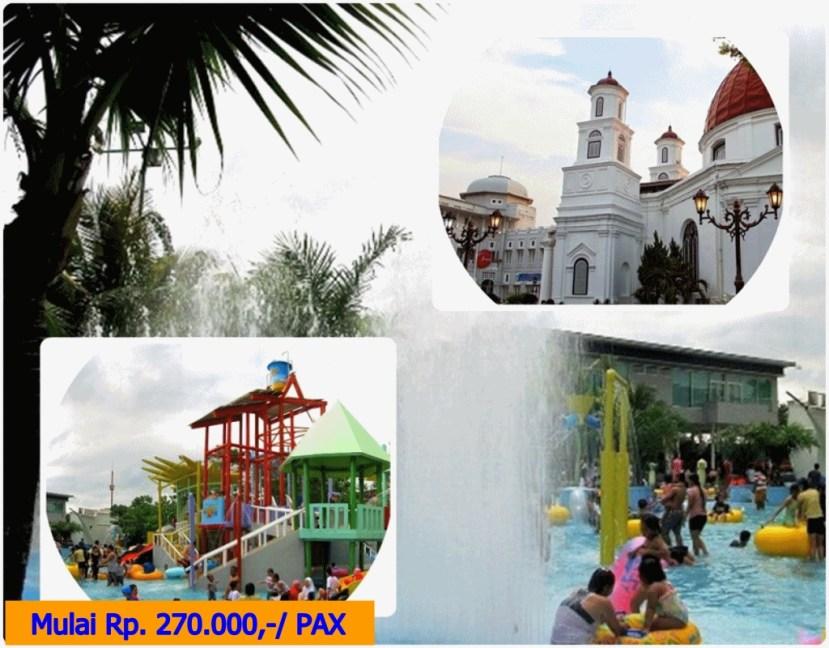 One Day Trip Semarang Waterblaster