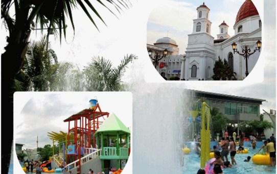 One Day Trip - Semarang: Waterblaster