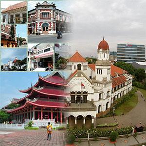 1D City Tour Semarang