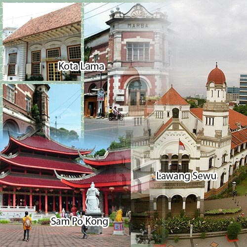 One Day City Tour Semarang