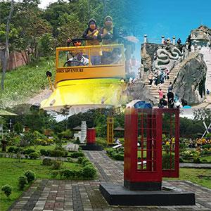 Merapi Lava Tour - Merapi Park - Tebing Breksi
