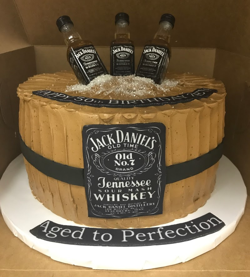 Jack Daniel S Birthday Cake Mae S Bakery