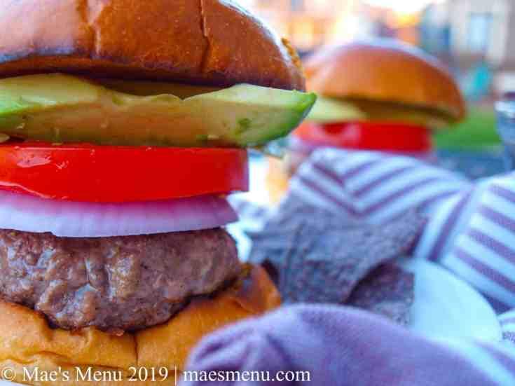 Juicy Restaurant-Style Burgers