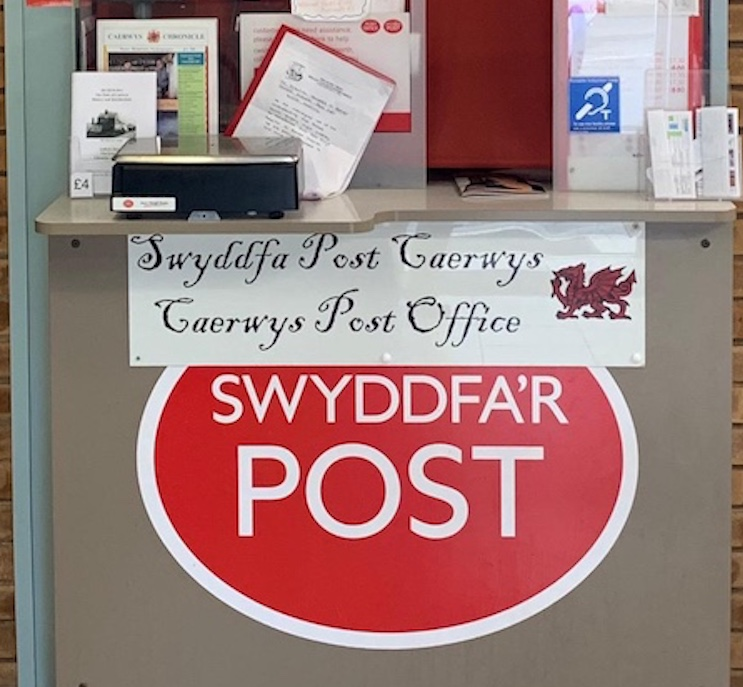 Caerwys Post Office