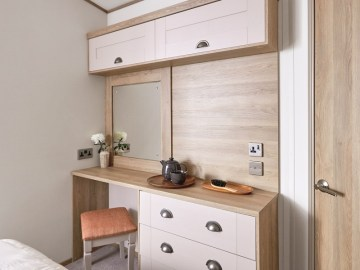 ABI Ambleside 2021 - Dressing table in main bedroom | Maes Mynan Park