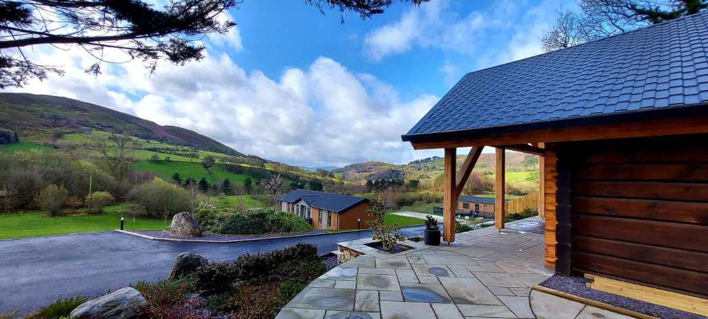 lodges and static caravans for sale in North wales | Maes Mynan Holiday Park