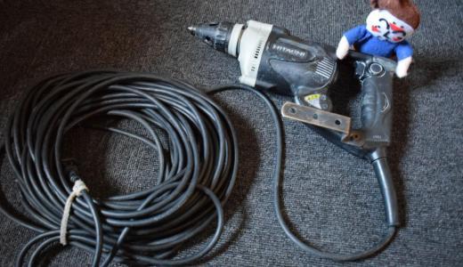 スクリュードライバーとは、どんな電動工具?