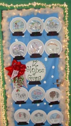 porte natalizie 10