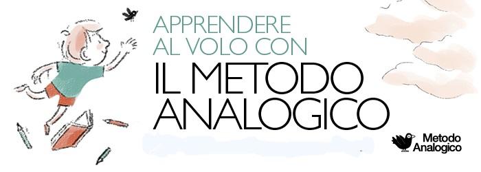 700x250 Apprendere Al Volocon Il Metodo Analogico Camillo Bertolato