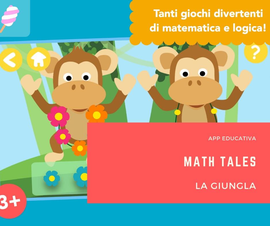 Math Tales: un app per insegnare la matematica