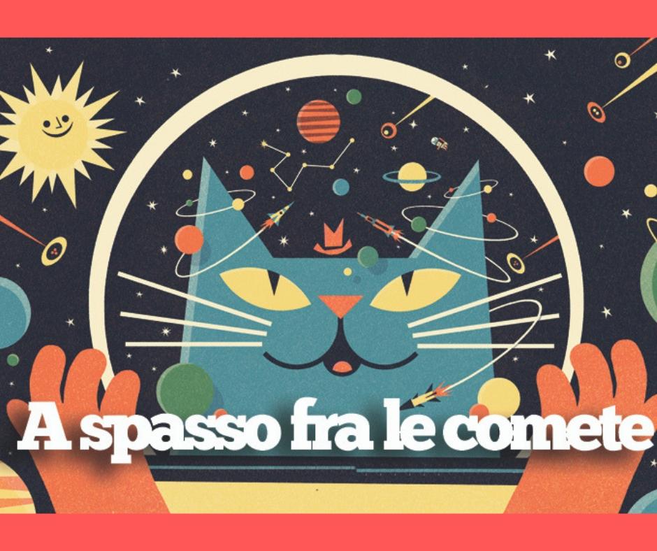 Il Sistema Solare secondo il Professor Astro Gatto – app educativa