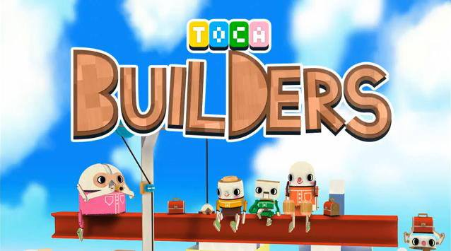 Toca Builders. If you can imagine it, you can build it