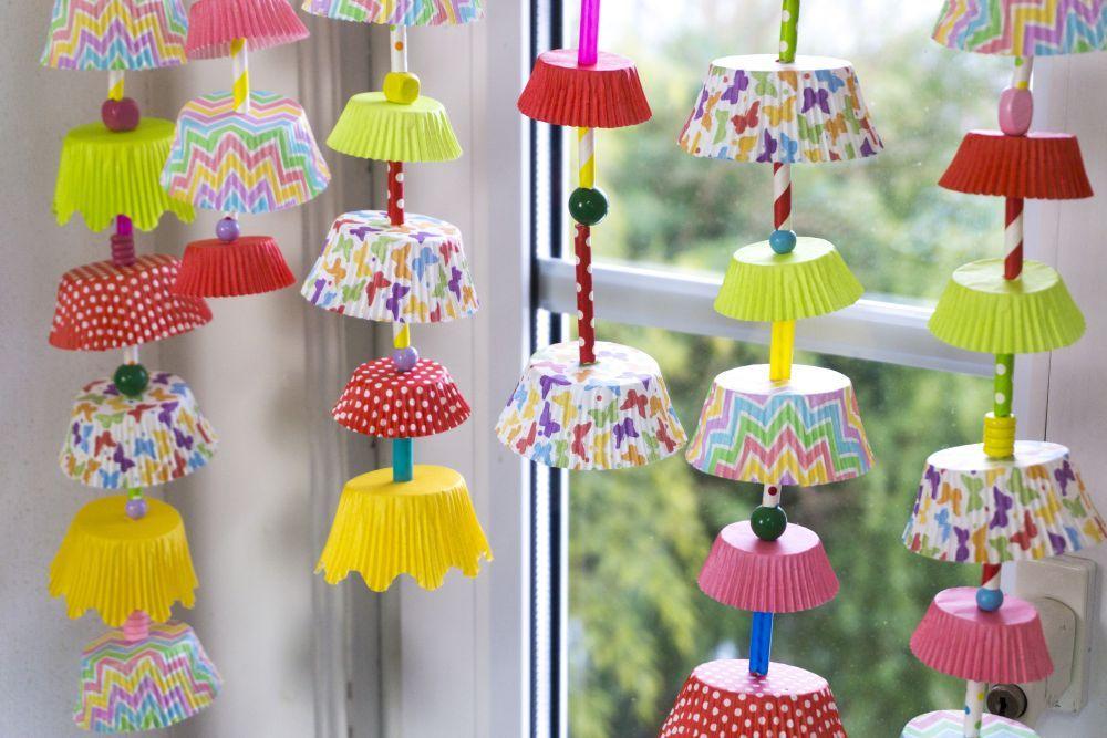 Idee per decorare le finestre delle vostre classi in primavera