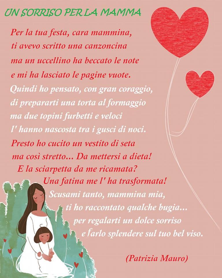 Un sorriso per la mamma (poesia per la festa della mamma)