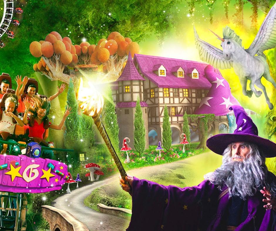 """Maghetto per una notte al """"Gardaland Magic Hotel"""""""