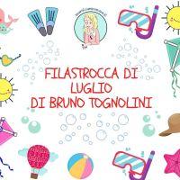 Una poesia di Bruno Tognolini per festeggiare il mese di luglio