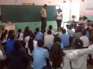 taller de Patrullas Escolares