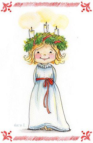Filastrocche E Poesie Di Santa Lucia Maestra Mary